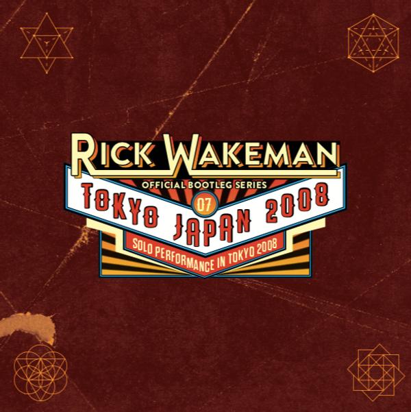 Live Solo Performance, Tokyo, Japan 2008, 1CD - Rick Wakeman Emporium