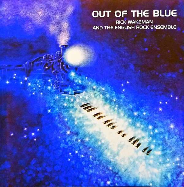 Out of the Blue - Rick Wakeman Emporium