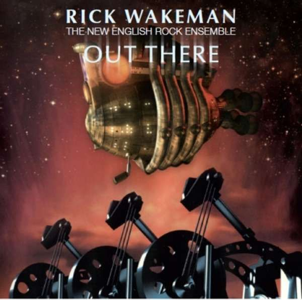 Out There MP3 Download - Rick Wakeman Emporium