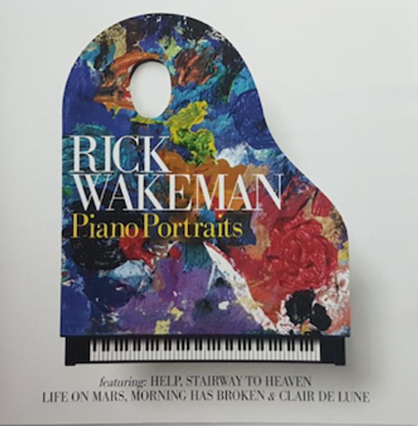 Piano Portraits - Rick Wakeman Emporium