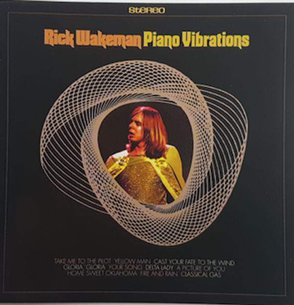 Piano Vibrations - Rick Wakeman Emporium