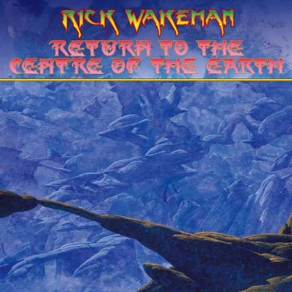 Return to the Centre of the Earth 180gram double vinyl - Rick Wakeman Emporium