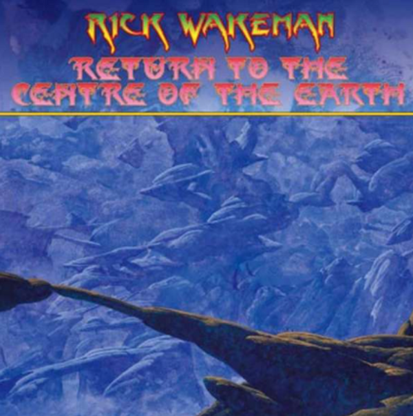 Return To The Centre Of The Earth MP3 Download - Rick Wakeman Emporium