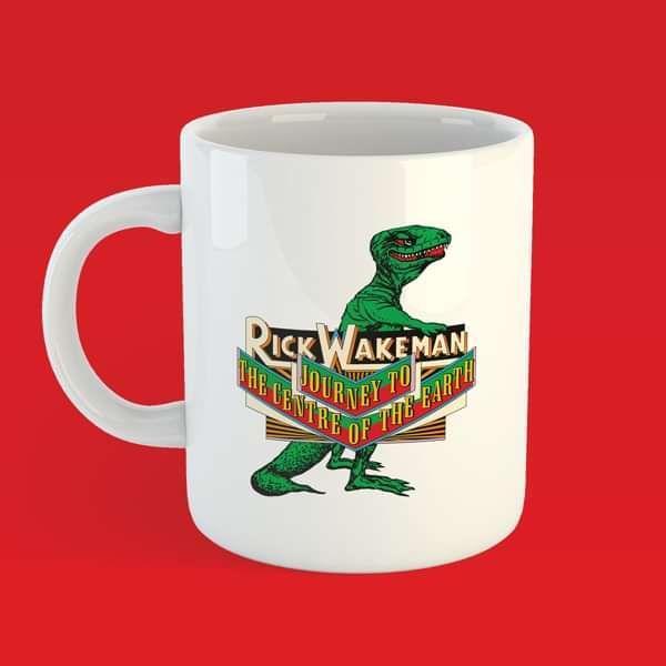 RFH Dinosaur Mug - Rick Wakeman Emporium