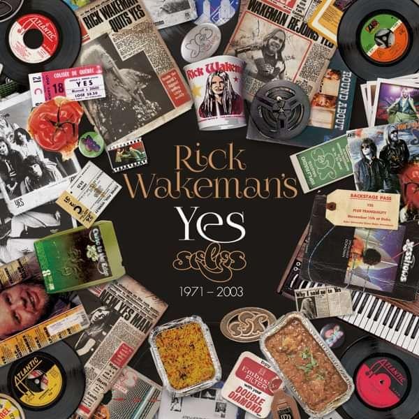 Rick Wakeman's Yes Solos - Rick Wakeman Emporium