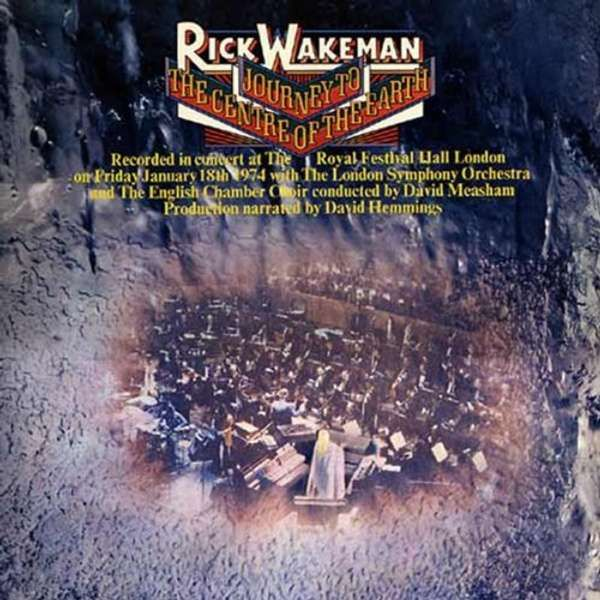 Signed by Full Cast, Journey To The Centre Of The Earth Programme - Rick Wakeman Emporium