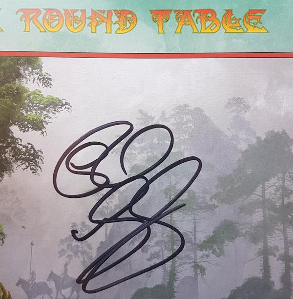 Signed King Arthur Double 180g Vinyl - Rick Wakeman Emporium