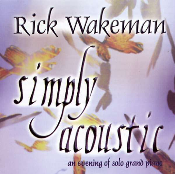 Simply Acoustic MP3 Download - Rick Wakeman Emporium