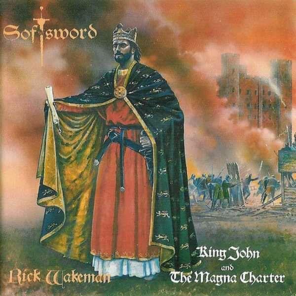 Softsword MP3 Download - Rick Wakeman Emporium