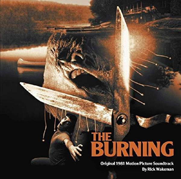 The Burning - 2019 CD reissue - Rick Wakeman Emporium