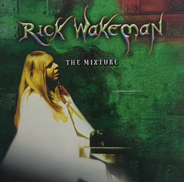The Mixture CD - Rick Wakeman Emporium