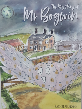 The Mystery of Mr Bogwin Signed by Rachel Wakeman - Rick Wakeman Emporium