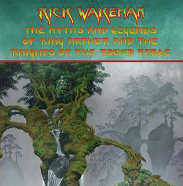 The Myths And Legends Of King Arthur (Expanded 2CD) MP3 Download - Rick Wakeman Emporium