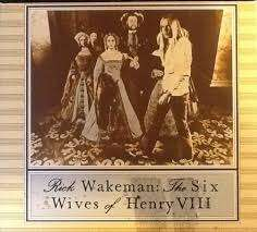 The Six Wives of Henry VIII  - cardboard sleeve deluxe packaging - Rick Wakeman Emporium