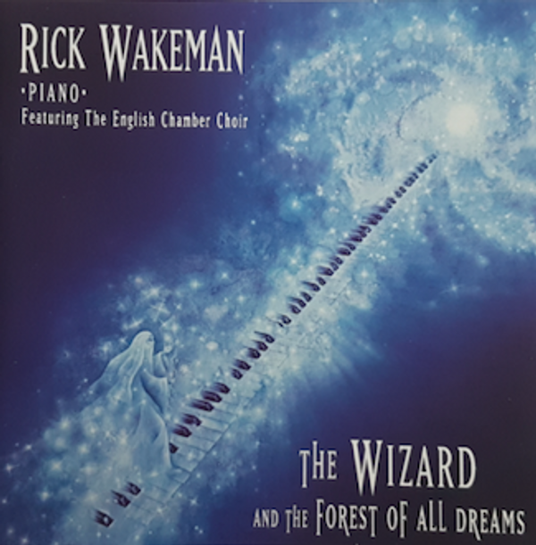 The Wizard and the Forest of All Dreams - Rick Wakeman Emporium