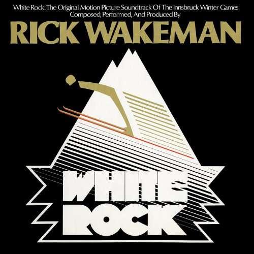 White Rock  - cardboard sleeve deluxe packaging - Rick Wakeman Emporium