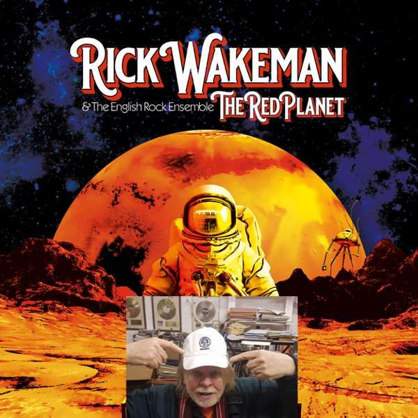 *Mission Control* Mastering Session & Studio Playback with Rick, plus Merchandise & Digital Download - Rick Wakeman: The Red Planet