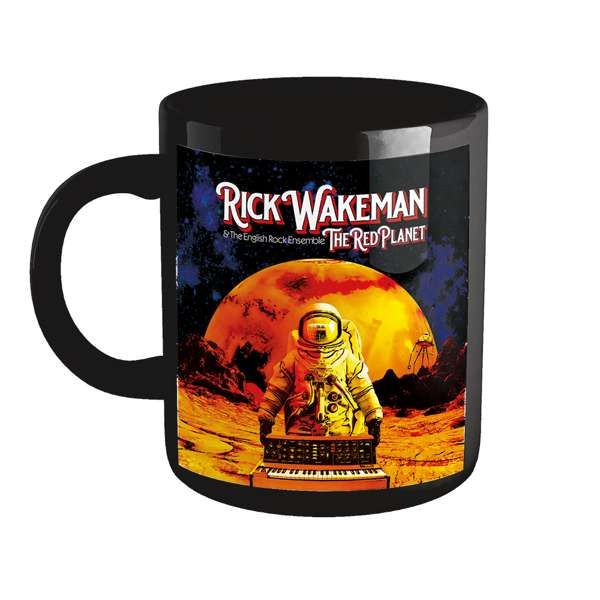 The Red Planet Mug - Rick Wakeman: The Red Planet