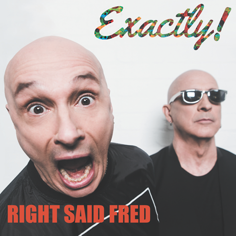 Exactly! (CD) - Right Said Fred