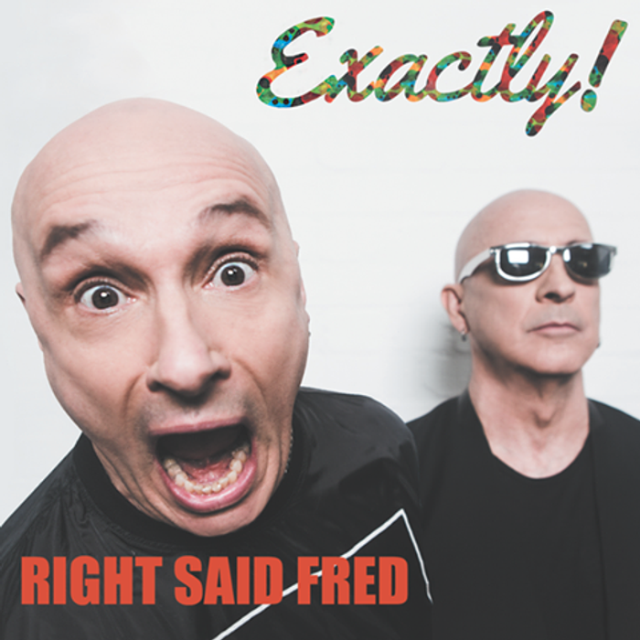 Exactly! (Signed Vinyl LP) - Right Said Fred