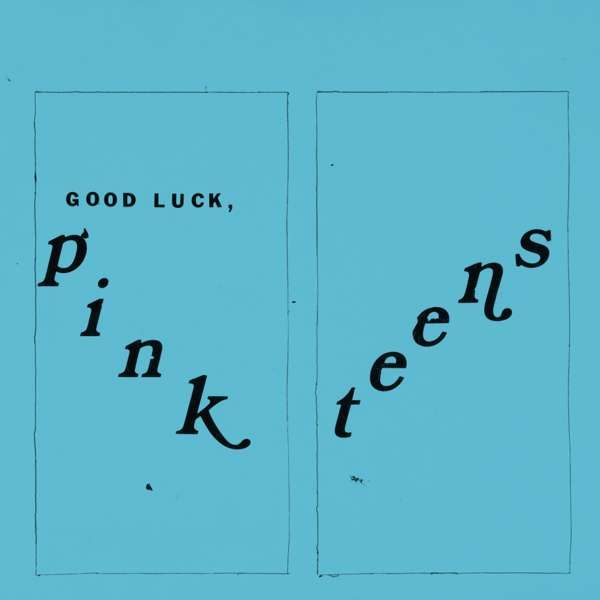 "The Pink Teens - Good Luck, Pink Teens EP 12"" Vinyl - RIP Records"