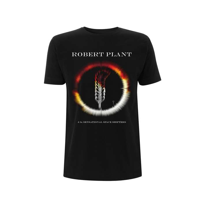 Carry Fire US September Tour Dates - Tee - Robert Plant