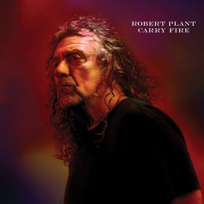 Carry Fire – Vinyl LP - Robert Plant
