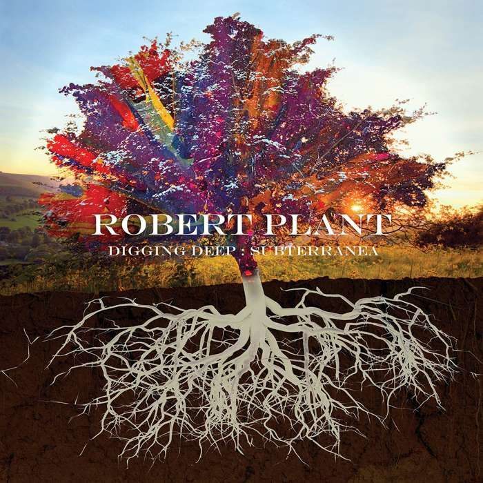Digging Deep: Subterranea – 2CD Set - Robert Plant