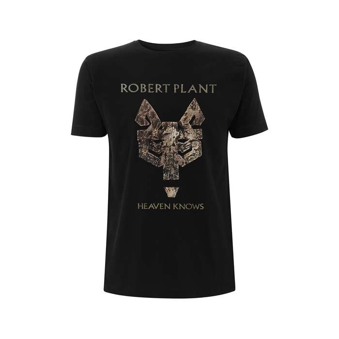Heaven Knows – Tee - Robert Plant