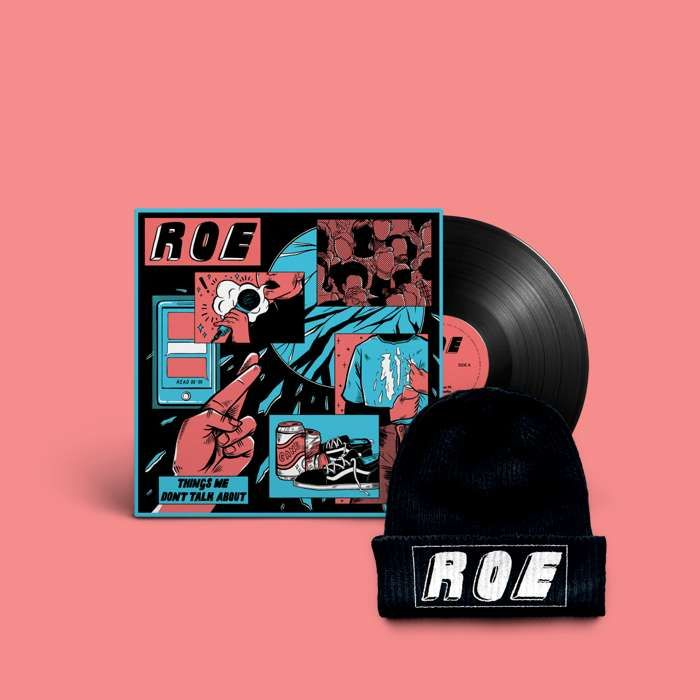 Things We Don't Talk About - Vinyl and Beanie Bundle - ROE