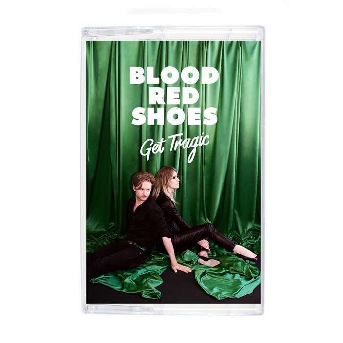 GET TRAGIC - CASSETTE - ROM Blood Red Shoes