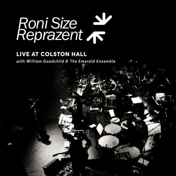 Live At Colston Hall (with William Goodchild & The Emerald Ensemble) [CD/DVD] - Roni Size