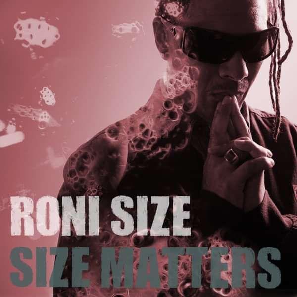 Size Matters WAV EP - Roni Size