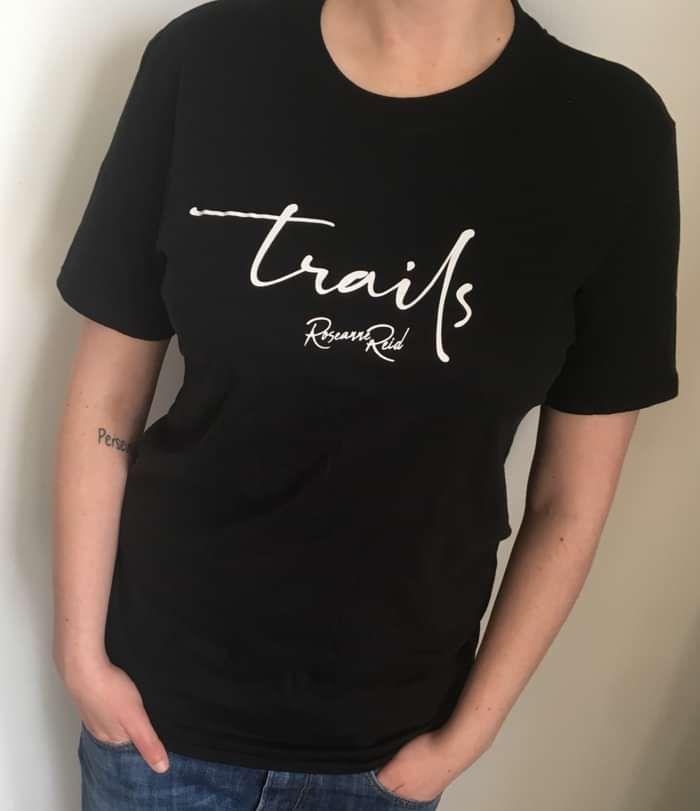 Trails T-Shirt - Roseanne Reid