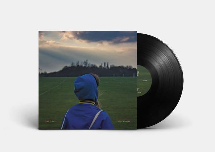 Rozi Plain - What a Boost LP (with download code) - ROZI PLAIN