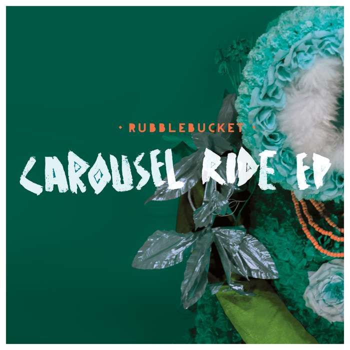 Carousel Ride EP - CD - Rubblebucket
