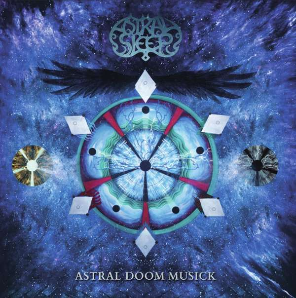 Astral Sleep: Astral Doom Musick VINYL - Saarni Records