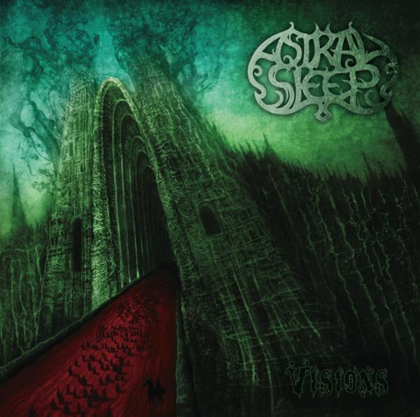 Astral Sleep: Visions CD - Saarni Records