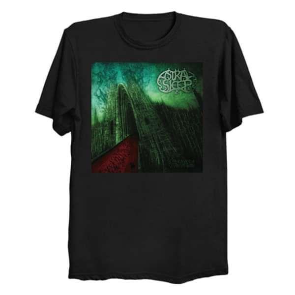 Astral Sleep: Visions SHIRT - Saarni Records