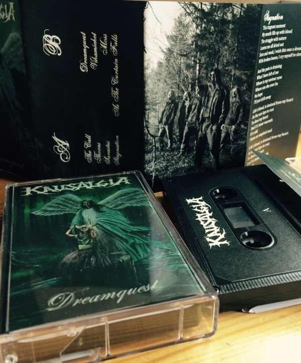 Kausalgia: Dreamquest CASSETTE - Saarni Records