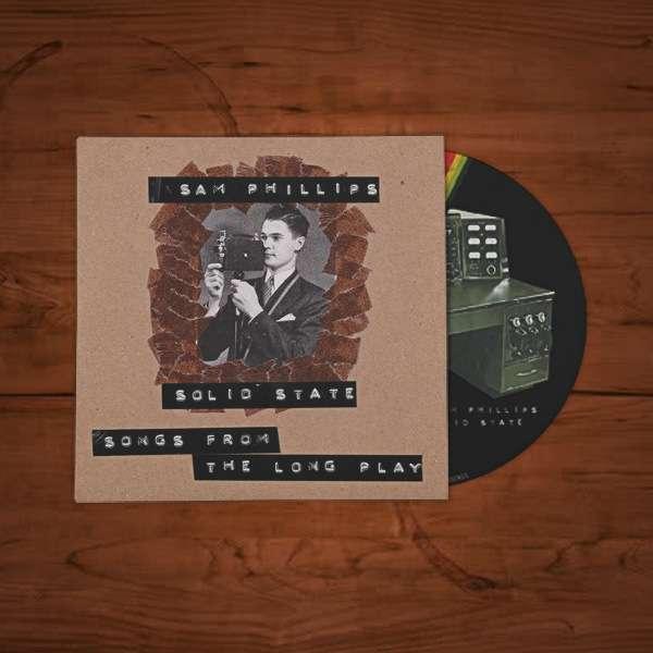 SAM PHILLIPS - 'SOLID STATE'  ------------ CD - Sam Phillips