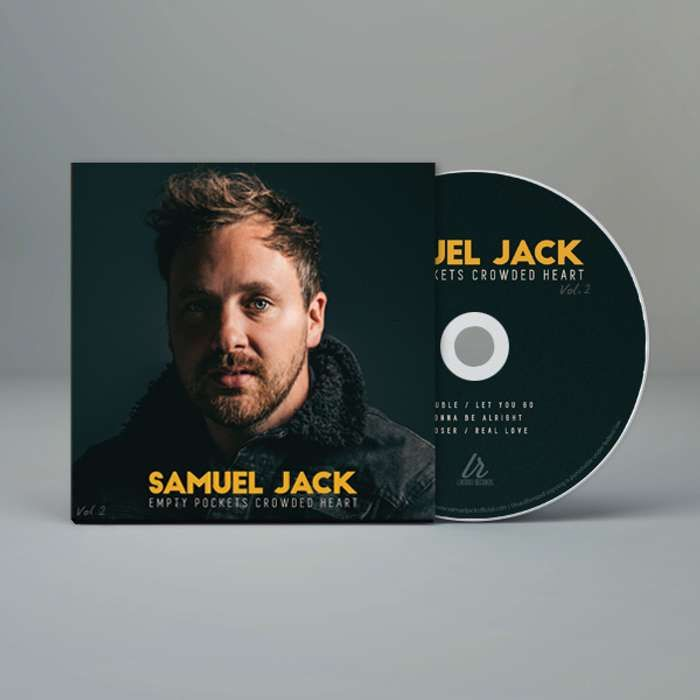Empty Pockets Crowded Heart Vol.2 - CD PHYSICAL - Samuel Jack
