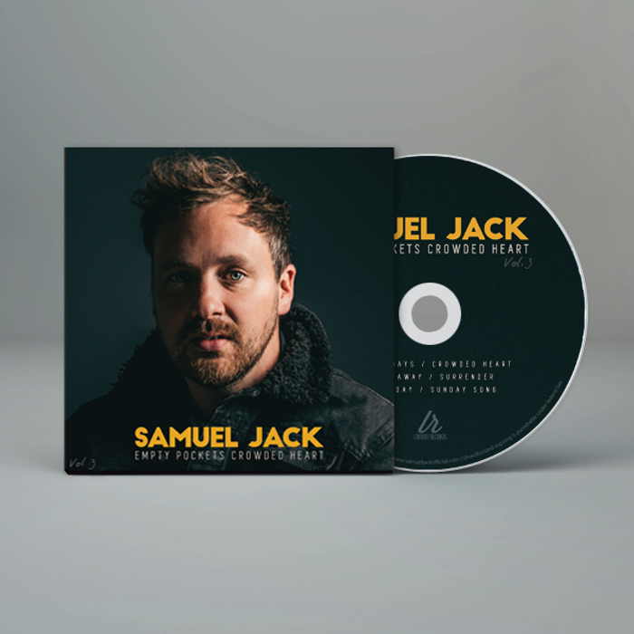Empty Pockets Crowded Heart Vol.3 - CD PHYSICAL - Samuel Jack
