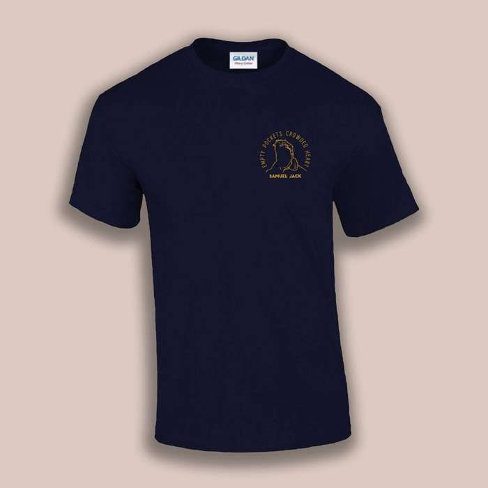 Samuel Jack EPCH T-Shirt (NAVY) - Samuel Jack