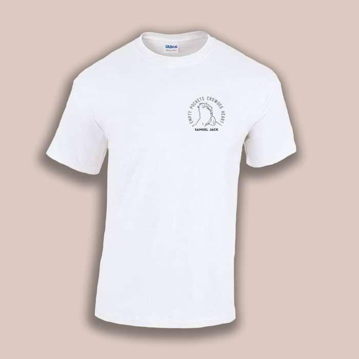 Samuel Jack EPCH T-Shirt [WHITE] - Samuel Jack