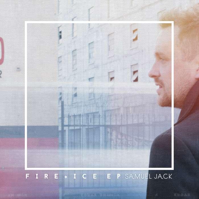 Samuel Jack 'FIRE + ICE EP' [CD] - Samuel Jack