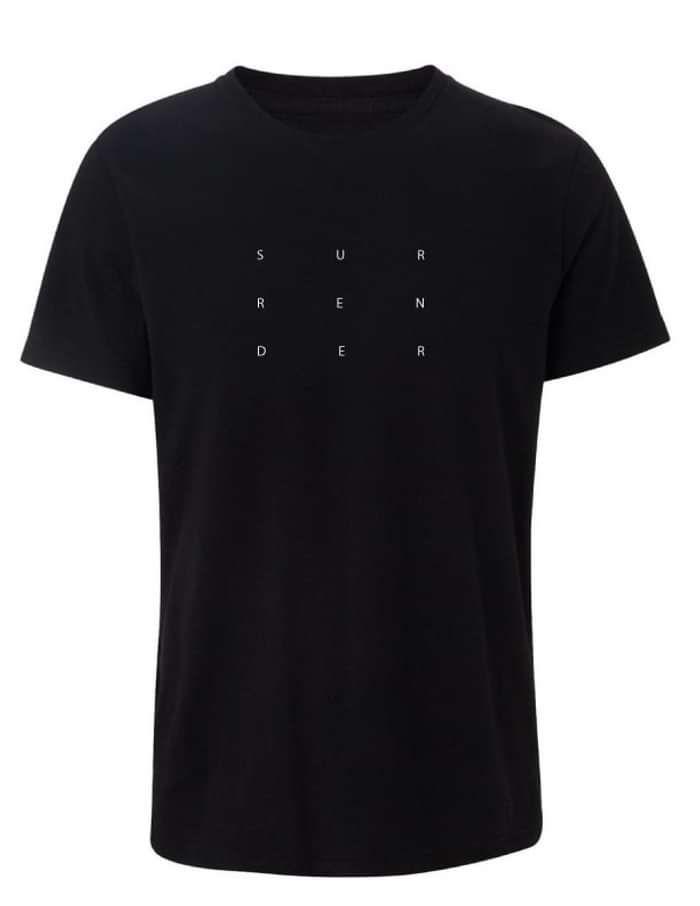 Samuel Jack 'Surrender' T-Shirt [BLACK] - Samuel Jack