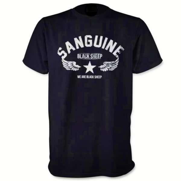 Black Sheep T-Shirt - Sanguine