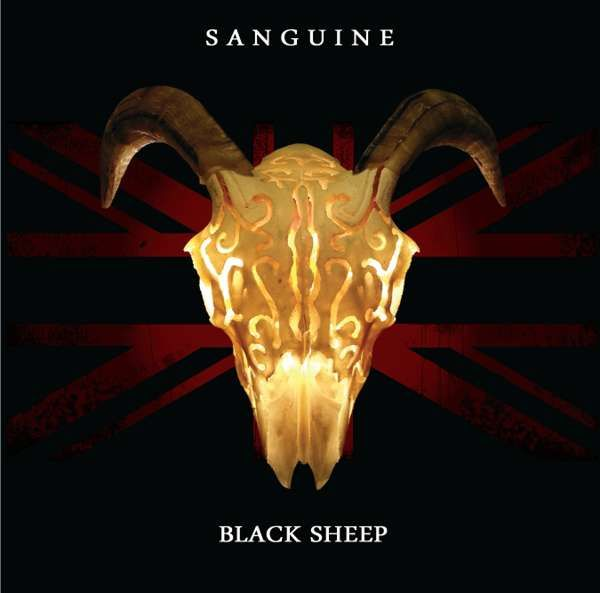 CD: Black Sheep (SANGUINE ALBUM) - Sanguine