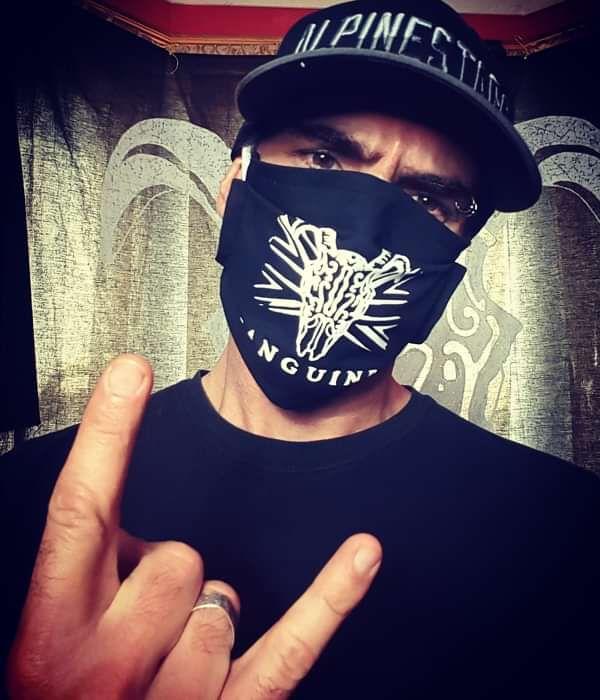 Face Masks - LARGE/ADULT SIZE - Sanguine